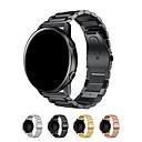Χαμηλού Κόστους Smartwatch Bands-Παρακολουθήστε Band για Samsung Galaxy Watch 42 Samsung Galaxy Κλασικό Κούμπωμα Ανοξείδωτο Ατσάλι Λουράκι Καρπού