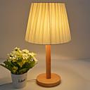 povoljno Stolne svjetiljke-suvremeni umjetnički ambijent ukrasni stol / stolna lampa za radnu sobu uredska spavaća soba drvo bambus 110-120v 220-240v ružičasta žuta plava