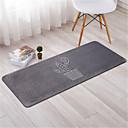 זול מחצלות ושטיחים-1pc יום יומי / מודרני שטיחונים לאמבט אלמוגים יצירתי / מצחיק / פרחוני חדר אמבטיה ללא החלקה