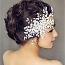 povoljno Nakit za kosu-Žene Slatka Style Imitacija bisera Legura Jednobojni