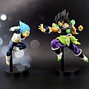 ราคาถูก เครื่องประดับอนิเมะคอสเพลย์-ตัวเลขการกระทำอะนิเมะ แรงบันดาลใจจาก Dragon Ball Vegeta คอสเพลย์ พีวีซี 23 cm CM ของเล่นรุ่น ของเล่นตุ๊กตา