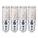 Χαμηλού Κόστους Λάμπες Καλαμπόκι LED-YWXLIGHT® 4pcs 16 W LED Λάμπες Καλαμπόκι 1600 lm E26 / E27 80 LED χάντρες SMD 2835 Θερμό Λευκό Ψυχρό Λευκό 85-265 V