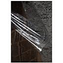 billige Lolitasko-PVC Geometrisk VANNTETT 135 cm bredde stoff til Klær og mote selges ved 0,45 m
