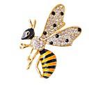 povoljno Značke i broševi-Žene Broševi Klasičan Pčela pomodan Moda Broš Jewelry Bijela Za Spoj Festival