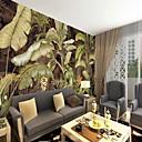 povoljno Zidne tapete-tapeta / Mural Platno Zidnih obloga - Ljepila potrebna Art Deco / Uzorak / 3D