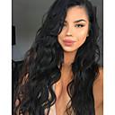 Χαμηλού Κόστους Συνθετικές περούκες με δαντέλα-Περούκες από Ανθρώπινη Τρίχα Σγουρά Μέσο μέρος Δαντέλα Μπροστά Περούκα Ombre Μεσαίο Μαύρο Μπεζ σκούρο κρασί Σκούρο Καφέ Συνθετικά μαλλιά 20 inch Γυναικεία Λατρευτός Η καλύτερη ποιότητα Νέα άφιξη Ombre