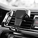 ราคาถูก ที่ยึดโทรศัพท์-รถยนต์ ที่วางขาตั้ง กระจังสนามอากาศ ประเภทหัวเข็มขัด ABS เจ้าของ