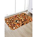 זול שטיחים-שטיחון לדלת כניסה נוף עירוני פלנלית, מלבן איכות מעולה שָׁטִיחַ