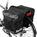 billiga Fristående tvättställ-ROSWHEEL 30 L Väska till pakethållaren / Cykelväska Väskor till pakethållaren Vattentät Regnsäker Kompakt Cykelväska Polyester Cykelväska Pyöräilylaukku Cykling Utomhusträning