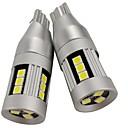 Χαμηλού Κόστους Camping Εργαλεία, Καραμπίνερ & Σχοινιά-OTOLAMPARA 2pcs W16W Αυτοκίνητο Λάμπες 15 W SMD 3030 1200 lm 15 LED Αναβοσβήνουν (αντίγραφα ασφαλείας) Για Porsche / Mercedes-Benz / Lexus Bronco / Juke / Rainier 2019