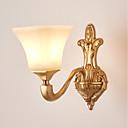 billige Vegglamper-JLYLITE Mini Stil Enkel / Traditionel / Klassisk Stue / Leserom / Kontor Metall Vegglampe IP44 110-120V / 220-240V