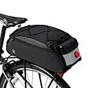 povoljno Sjedala i cijevi sjedala-ROSWHEEL 10 L Bike Trunk Bags Višenamjenski Velika zapremnina Vodootporno Torba za bicikl 600D Najlon Torba za bicikl Torbe za biciklizam Biciklizam Vježbanje na otvorenom / Rainproof