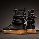 ราคาถูก รองเท้าแตะและรองเท้าโลฟเฟอร์สำหรับผู้หญิง-สำหรับผู้หญิง ยาง ตก / ฤดูร้อนฤดูใบไม้ผลิ Sporty / ไม่เป็นทางการ รองเท้าผ้าใบ วสำหรับเดิน ส้นแบน ปลายกลม สีดำ / ส้ม / ผ้าขนสัตว์สีธรรมชาติ