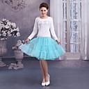 ราคาถูก เสื้อผ้าประวัติศาสตร์และวินเทจ-ชุดเต้นบัลเล่ย์ โลลิต้าแบบคลาสสิก 1950s หนึ่งชิ้น ชุดเดรส Petticoat ตูตู กระโปรงผายก้น สำหรับผู้หญิง เด็กผู้หญิง ตูเล่ เครื่องแต่งกาย น้ำเงินท้องฟ้า / สีม่วง / หมึกสีน้ำเงิน Vintage คอสเพลย์