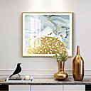 billige Kunsthåndverk-innrammet lerret innrammet oljemaleri abstrakt akvatisk& nautisk plast oljemaleri vegg kunst