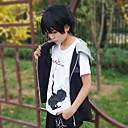 povoljno Igračke za mačku-Inspirirana SAO Swords Art Online / SAO Alicizacija Cosplay / Kirigaya Kazuto Anime Cosplay nošnje Japanski Cosplay Tops / Bottoms Anime Bez rukávů Mellény Za Uniseks