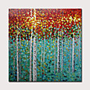 billige Abstrakte malerier-mintura® håndmalte abstrakte knivtre oljemalerier på lerret moderne veggkunst bilde for hjemmedekorasjon klar til å henge