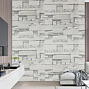 cheap Wallpaper-Wallpaper Vinylal Wall Covering - Self adhesive Art Deco / Pattern
