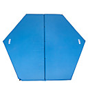 Χαμηλού Κόστους Εκτυπώσεις σε Κορνίζα-Αυτοεπιπεδούμενο υπνόσακο Μαξιλάρι αέρα Εξωτερική Φορητό Υδατοστεγανό Moale Μικρού μεγέθους PVC Είδος μεταξωτού υφάσματος 220*220*2.5 cm Κατασκήνωση & Πεζοπορία Ψάρεμα Παραλία
