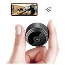 Χαμηλού Κόστους Συσκευές αναπαραγωγής DVD αυτοκινήτου-A9 αναβαθμισμένη έκδοση wifi 1080p πλήρη hd νυχτερινή όραση ασύρματο ip