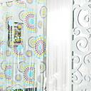 ราคาถูก ผ้าม่านกั้นในห้องน้ำ-Shower Curtains & Hooks ที่ทันสมัย PEVA เท่ห์