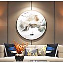 זול אומנות ממוסגרת-קאנבס ממוסגר הדפסים - מופשט L ו-scape פלסטיק פוליסטירן סקיצה וול ארט