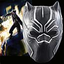 billiga Zentai-Cosplay Kostymer / Dräkter Mask Halloween-mask Inspirerad av Superhjältar Svart Cosplay Halloween Halloween Karnival Maskerad Vuxna Herr