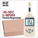 baratos Prateleiras de Banheiro-Rz gm1360 profissional hygrothermograph higrômetro termômetro testador de medidor de temperatura de umidade digital portátil