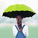 ราคาถูก ร่ม-EVA ทั้งหมด ซันนี่และฝน / Creative / รีไซเคิล ร่มพับได้