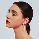ราคาถูก สร้อยคอ-สำหรับผู้หญิง ไข่มุก Drop Earrings คลาสสิค แฟชั่น ไข่มุก ต่างหู เครื่องประดับ ทอง สำหรับ ทุกวัน เทศกาล 1 คู่