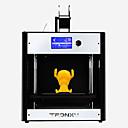 povoljno 3D printeri-Tronxy® C5-Sliver 3D pisač 220*220*210 0.4 mm Minimalna veličina / Jedna mlaznica