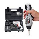 povoljno Električni odvijači-višenamjenski akumulatorski punjiva ručna bušilica / 4.8v električni odvijač
