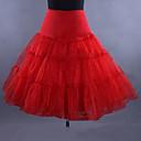 ราคาถูก เสื้อผ้าประวัติศาสตร์และวินเทจ-ชุดเต้นบัลเล่ย์ โลลิต้าแบบคลาสสิก 1950s หนึ่งชิ้น ชุดเดรส Petticoat กระโปรงผายก้น สำหรับผู้หญิง เด็กผู้หญิง ตูเล่ เครื่องแต่งกาย สีดำ / ขาว / สีแดง Vintage คอสเพลย์ งานแต่งงาน ปาร์ตี้ เจ้าหญิง