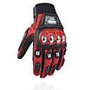 billige Taklamper-Madbike Full Finger Unisex Motorsykkel hansker nylon PVA Berøringsskjerm / Slitasje-sikker / Støtsikker