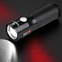 ราคาถูก เทคนิคมายากล-นาฬิกา LED ไฟจักรยาน ไฟ LED ไฟหน้าจักรยาน Bike Headlight XP-G2 ขี่จักรยานปีนเขา จักรยาน จักรยาน Waterproof เคลื่อนที่ Easy to Install ทนทาน ลิเธียมไอออน 1000 lm สามารถเก็บได้ ขาวเย็น / IPX 6
