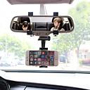 ราคาถูก ผ้าคลุมเบาะ-รถยนต์ ที่วางขาตั้ง กระจกด้านหน้า สามารถปรับได้ / 360 องศาหมุน ABS เจ้าของ