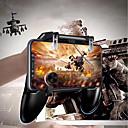 ราคาถูก อุปกรณ์เสริมเกมโทรศัพท์-จอยสติ๊กคอนโทรลเลอร์สำหรับ ios / android สมาร์ทโฟน gamer ไกปืน 1 ชิ้น