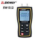 ราคาถูก โปรเจคเตอร์-sw512 ดิจิตอล manometer ความดันอากาศวัด 11 หน่วยสูญญากาศเครื่องวัดความดันที่แตกต่างกันก๊าซธรรมชาติมาตรวัดความดัน