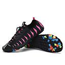 זול הנעלה ואביזרים-בגדי ריקוד נשים נעלי ספורט נעלי טיולי הרים קל משקל נושם נגד החלקה צעידה הליכה סתיו קיץ ורוד