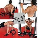 billige Treningsutstyr og tilbehør-Chins-Stang 211 # rustfritt stål Styrketrening Styrker hele kroppen Styrketrener Treningsøkt Trene Bodybuilding Til Herre