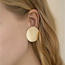 cheap Earrings-Women's Stud Earrings Hoop Earrings Earrings Earrings Jewelry Gold For Street Holiday Work Bar Festival 1 Pair
