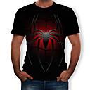 voordelige Cosplay voor dagelijks gebruik-Cosplay Cosplay T-Shirt Textiel Binnenwerk 3D Voor Heren / Dames