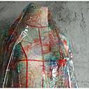 billige Lolitasko-PVC Future-Magic farge Uelastisk 130 cm bredde stoff til Klær og mote selges ved 0,45 m