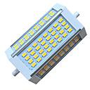 Χαμηλού Κόστους Έπιπλα Κατασκήνωσης-1pc 30 W 2900 lm R7S LED Φώτα με 2 pin 64 LED χάντρες SMD 5730 Με ροοστάτη Διακοσμητικό Θερμό Λευκό Ψυχρό Λευκό 220-240 V
