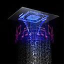ราคาถูก ผ้าม่าน-ร่วมสมัย ฝักบัวแบบน้ำตก มีสี ลักษณะ - LED / Shower, ฝักบัวอาบน้ำ