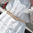 povoljno Modne ogrlice-Žene Jednobojni Posao / Osnovni Lanac