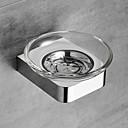 billige Såpekopper-Såpe Skåler & Holdere Nytt Design Messing 1pc Vægmonteret