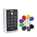 ราคาถูก ผมต่อแท้-5YOA B03-10KeyTK4100 ระบบควบคุมการเข้าออก / ปุ่มควบคุมการเข้าใช้งาน RFID รหัสผ่าน / บัตรประจำตัวประชาชน บ้าน / อพาร์ทเม้น / โรงเรียน