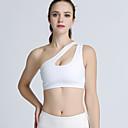 ราคาถูก เสื้อผ้ากีฬา-ชุดทำงาน เสื้อ / Yoga สำหรับผู้หญิง การฝึกอบรม / Performance ไนลอน / Elastane แบนเอด / ขวิด เสื้อไม่มีแขน ชุดชั้นใน
