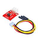 povoljno Moduli-ds18b20 temperatura (crvena) bijela terminal s 3pin dupont žicom